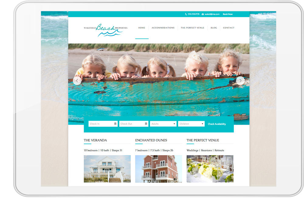 Wakefield Beach Properties