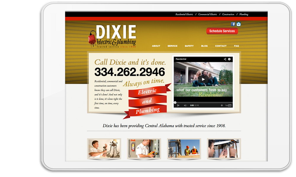 Dixie Electric, Plumbing & Air